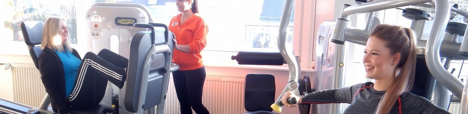 Frauen kennenlernen fitnessstudio